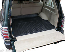 Toyota 100 Land Cruiser Amazon 98-07 rubber boot load liner dog mat guard