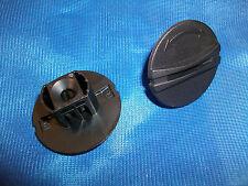 PEUGEOT 1007.206.207.307 Carpet Mat Retaining Clips (2) - genuine - 7584AQ