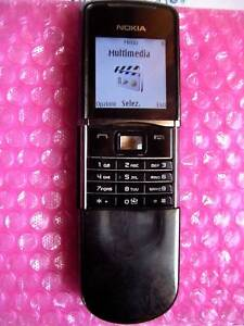 Nokia 8800 Edition Sirocco Made IN 'Germany'