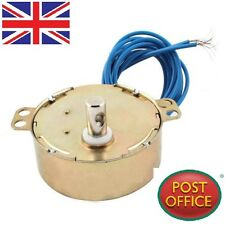 Microwave Oven Synchronous Motor 5/6RPM AC 220-240V 50/60Hz CW/CCW TDY50