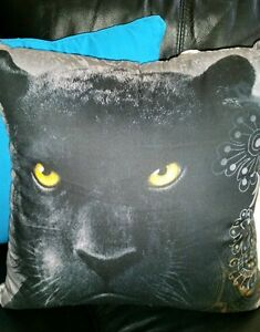 PANTHER Pillow Cushion Home Bedding Lounge Decor