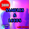 🥇 Techno Sample and Loops, CREATE MUSIC, PACK, 3000, Digital, Sound, WAV, Track