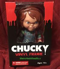 "Child's Play Chucky Good Guy 6"" Mezco Stylized Roto Figure Knife Halloween Doll+"