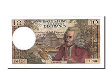 Billets, 10 Francs type Voltaire #151250