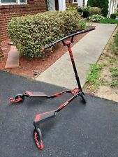 Yvolution Y Fliker Lift - Carving Drifting Scooter - No Box Never Used