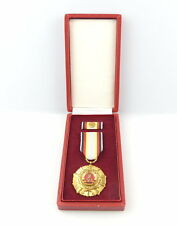 #e4575 Militärischer Verdienstorden der DDR Klasse I ab 1982 verliehen (Nr.19 a)