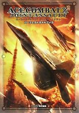 Ace Combat X2 Joint Assault Perfect Guide Book 2010