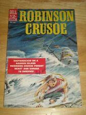 Robinson Crusoe # 1 November January 1964 Dell