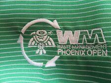 Phoenix Open Waste Management PGA TPC Scottsdale Embroidered Golf Shirt Mens 2XL