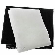 Vent Filters For NEW WORLD Cooker Hood Extractor Fan Foam Filter Cut to Size