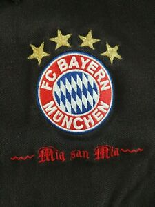 FC Bayern München Adidas Polo-Shirt, Größe 5, M