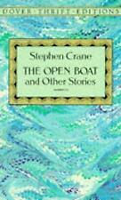 The Open Boat and Other Stories by Stephen Crane Paperback Book (English)