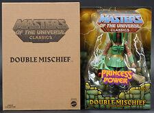 2014 Double Mischief MOTU MOTUC Masters of the Universe Classics MOC