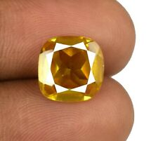 Srilankan Yellow Spinel Cushion Gemstone 100% Natural 10.30 Ct Certified X9620