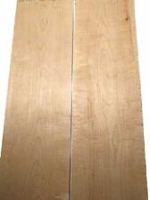 2x Riegel Ahorn Brett Hard Maple Holz 93x22,5cm 22mm