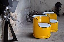 Fass Sessel Barrel 200l Fass Ölfass Fässer - Fasssessel Pulverbeschichtet