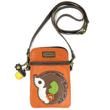 Charming Chala Hedgehog Cell Phone Purse Mini Crossbody Bag