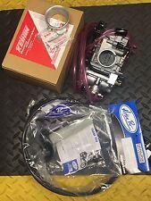 Suzuki DRZ 400 / New Keihin Fcr Mx 39 Flatslide Carburetor Kit / DRZ400 Jetting