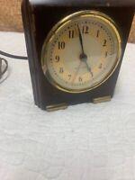 Seth Thomas Art Deco Clock Works!