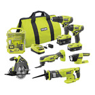 Best NEW Power Tool Combo Kits - 18V Cordless Power Tool and Drill Combo Review