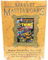 Marvel Masterworks Vol 249 Marvel Two-In-One 2 Limited Marvel Comics HC New