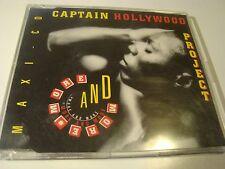 RAR MAXI CD. CAPTAIN HOLLYWOOD. PROJECT. 3 TRACKS
