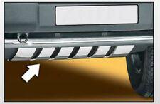 86-96 paraurti tubolari Skid Plate Dispositivi DI PROTEZIONE POSTERIORI INOX JEEP WRANGLER YJ