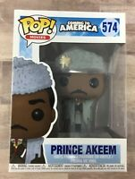 Funko Pop! Movies Prince Akeem Coming To America Vaulted #574 H02