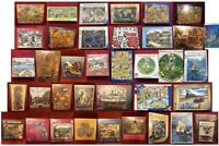 Jigsaw Puzzles Various Sealed