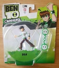 NEW SEALED Ben 10 Omniverse 10cm Alien Collection Figure Hoody with SKATEBOARD