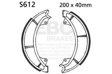 FIT SUZUKI T 500 1/2/3/R/J/K/L/M 68>75 EBC FRONT BRAKE SHOE SET