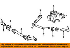 FORD OEM 99-18 F-350 Super Duty Steering Gear-Adjust Tube 7C3Z3280D