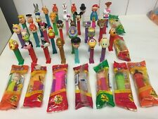 More details for pez dispensers  big  collection. sealed and loose. super deal all £42 !.