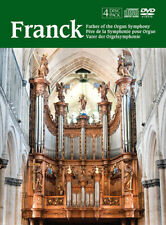 Franck: Father of the Organ Symphony 2-DVDs 2-CDs 6 Pièces, 3 Pièces, 3 Chorals+