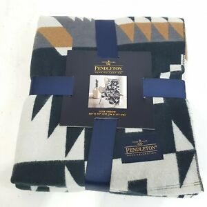 Pendleton Throw Blanket Home Collection Spider Rock Luxe Multi Color 50 X 70 NWT