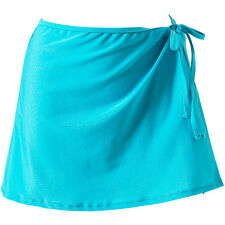 Sexy Ladies Mix & Match Plain Colour Swim Beach Skirt Wrap Cover Up Separates