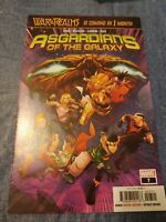 Asgardians of the Galaxy (2018) #7 MARVEL COMICS COVER A 1ST PRINT