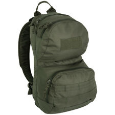 Highlander Scout Pack Army Rucksack Hiking Hunting Military Backpack 12L Olive