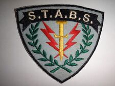 "Vietnam War Patch US Navy STRIKE ASSAULT BOAT SQUADRON ""S.T.A.B.S."""