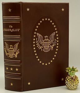 1788 FEDERALIST PAPERS Legal Classics Library Gryphon Edition HAMILTON Madison