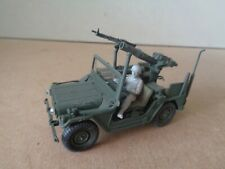 ACADEMY Plastic Kit Built M151 - A2 MUTT With TOW Missile Launcher In 1:35 Scale