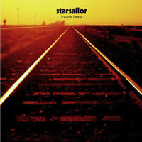 "Starsailor : Love Is Here VINYL 12"" Album (2015) ***NEW*** Fast and FREE P & P"