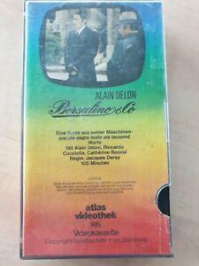 Borsalino & Co Glasbox VHS
