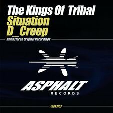 Kings of Tribal - Situation / D_Creep [New CD] Manufactured On Demand