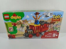 LEGO DUPLO--DISNEY TOY STORY TRAIN SET (LOOK) 10558