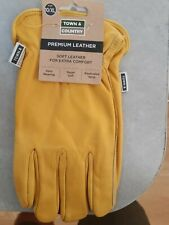 Town & country  LUXURY LEATHER GLOVES IN Xtra Large
