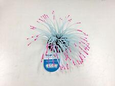 Top Fin® Glow-in-the-Dark Glowing Anemone Pink Tip Aquarium Ornament