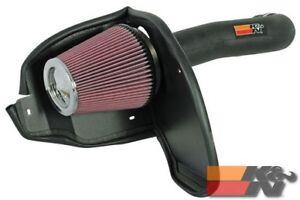 K&N Air Intake System For FIPK DODGE NITRO, V6 - 3.7L, 2007-2008 57-1554