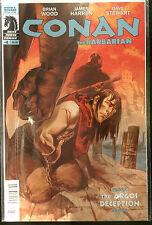 Conan the Barbarian #4 Vf Nm- 1st Print Dark Horse Comics