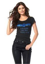 Shirt mit Pailletten von Arizona Gr.36/38 NEU